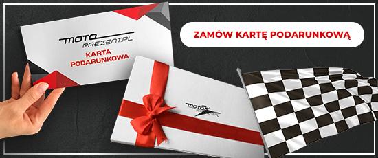 Karta podarunkowa - MotoPrezent
