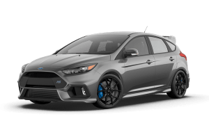 Jazda po torze Ford Focus RS MK3